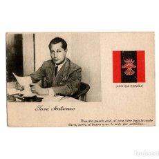 Postales: FALANGE. JOSE ANTONIO PRIMO DE RIVERA. . Lote 175109433