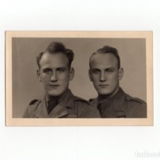 Postales: BURGOS.- POSTAL FOTOGRÁFICA. BRIGADAS INTERNACIONALES. 1938. Lote 175135695