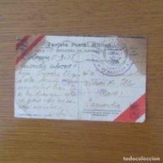 Postales: POSTAL GUERRA CIVIL FALANGE REPUBLICA. Lote 176431259