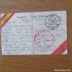 Postales: POSTAL GUERRA CIVIL FALANGE REPUBLICA. Lote 176431283