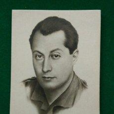 Postales: POSTAL JOSÉ ANTONIO PRIMO DE RIVERA. Lote 192194710