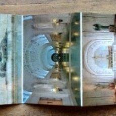Postales: 10 POSTALES DE LA SANTA CRUZ DEL VALLE DE LOS CAIDOS - CUELGAMUROS - FRANCO -. Lote 179063708