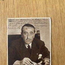 Postales: JOSE CARREÑO. POSTAL ORIGINAL GUERRA CIVIL, EDITA JUNTA DELEGEDA DEFENSA DE MADRID, 1937. Lote 180183606