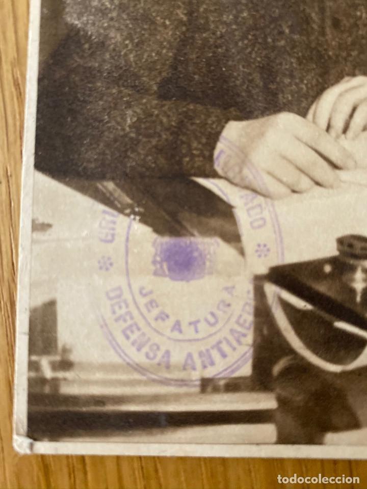 Postales: JOSE CAZORLA. POSTAL ORIGINAL GUERRA CIVIL, EDITA JUNTA DELEGEDA DEFENSA DE MADRID, 1937 - Foto 2 - 180185502