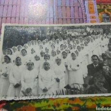 Postales: POSTAL FOTOGRAFICA CRUZ ROJA AÑO 1936. Lote 183762572