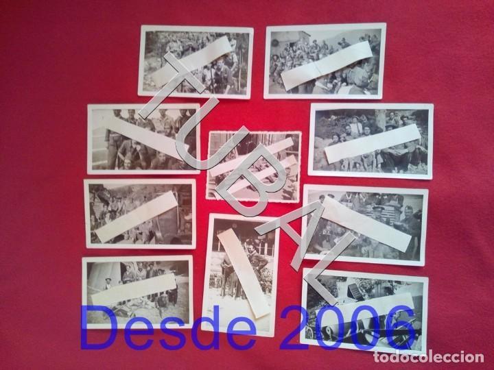 TUBAL BRIGADAS INTERNACIONALES PROFANACION MOMIAS EXPUESTAS 10 POSTALES FOTO ENVIO 1 € 2019 B10 (Postales - Postales Temáticas - Guerra Civil Española)