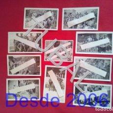 Postales: TUBAL BRIGADAS INTERNACIONALES PROFANACION IGLESIA MOMIAS EXPUESTAS 10 POSTALES FOTO ENVIO 1 € 2019. Lote 183900703