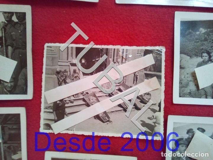 Postales: TUBAL BRIGADAS INTERNACIONALES PROFANACION MOMIAS EXPUESTAS 10 POSTALES FOTO ENVIO 1 € 2019 B10 - Foto 2 - 183900703