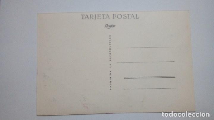 Postales: TARJETA POSTAL JOSE CALVO SOTELO COBARDEMENTE ASESINADO EL 13 DE JULIO DE 1936 CON BANDERA EN LA MIS - Foto 2 - 185718058