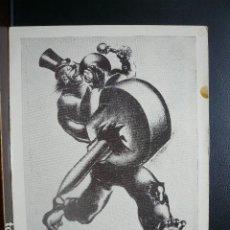 Postales: POSTAL GUERRA CIVIL. EDICION DE 'ALTAVOZ DEL FRENTE'. SERIE 7ª. 'EL OPTIMISTA'.. Lote 186301765