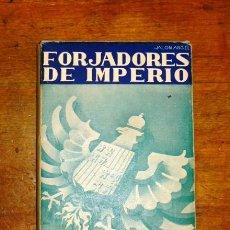 Postales: FORJADORES DEL IMPERIO : [30 POSTALES] / ÁNGEL JALÓN. - EDICIÓN POPULAR. Lote 188725922