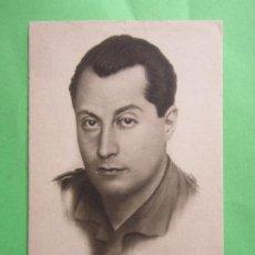 Postales: POSTA JOSE ANTONIO PRIMO DE RIVERA , FOTO MARIN. Lote 189753538