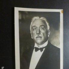 Postales: EXCMO. SR. D. NICETO ALCALA ZAMORA PRESIDENTE DE LA REPUBLICA ESPAÑOLA. Lote 190810171