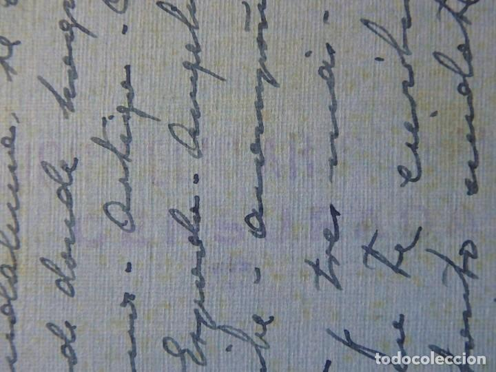 Postales: (JX-200251)Tarjeta postal enviada a D.Luis G.Santa Marina , Cárcel Celular de Valencia . - Foto 5 - 195346507