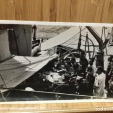 Postales: POSTAL 15.TRANSPORTE DE HERIDOS.COMISSARIAT DE PROPAGANDA DE LA GENERALITAT DE CATALUNYA.. Lote 195436548