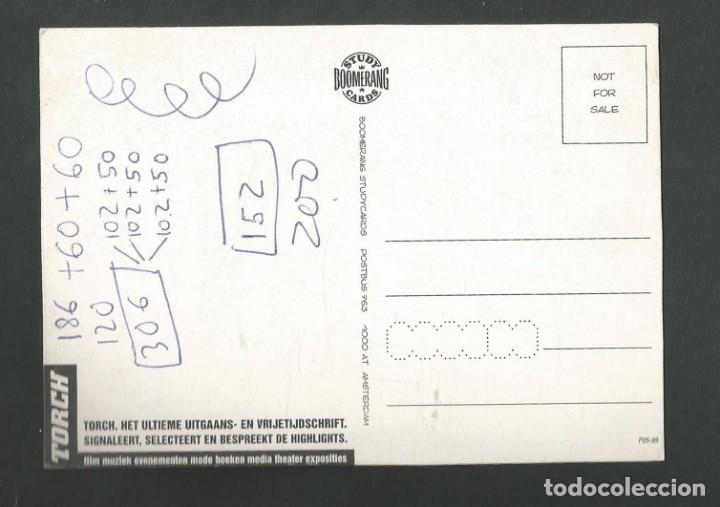 Postales: POSTAL CIRCULADA - GUERRA CIVIL ESPAÑOLA - NO PASARAN - EDITA STUDY BOOMERANG - Foto 2 - 195692432