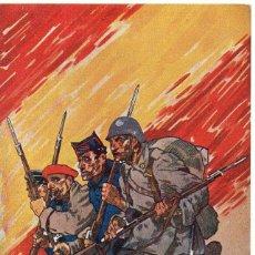 Postales: LOS SALVADORES DE ESPAÑA Nº 3. Lote 196645650