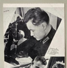 Postales: POSTAL ORIGINAL GUERRA CIVIL. EDITADA POR AMIGOS DE LA UNION SOVIÉTICA ( AUS ) INSTRUCCIÓN (6). Lote 197340173