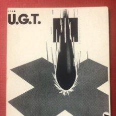 Postales: P-129. ANTIGUA POSTAL U.G.T. ASSASSINS!!!!!. Lote 198982437