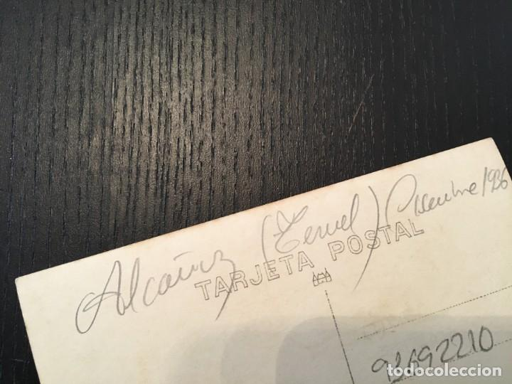 Postales: POSTAL FOTOGRAFICA GUERRA CIVIL GRUPO DE MILICIANOS FRENTE DE ARAGON ( ALCAÑIZ ) TERUEL DIC. 1936 - Foto 2 - 202658275