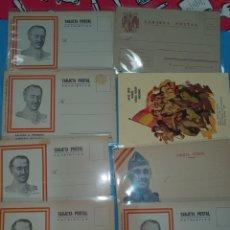 Postales: 8 POSTALES PATRIOTRICAS , ARRIBA ESPAÑA. Lote 203975907