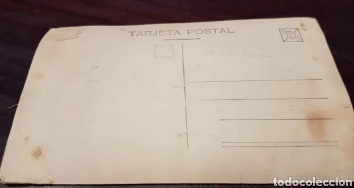 Postales: Guerra civil Postal Francisco Franco - Foto 2 - 205753488