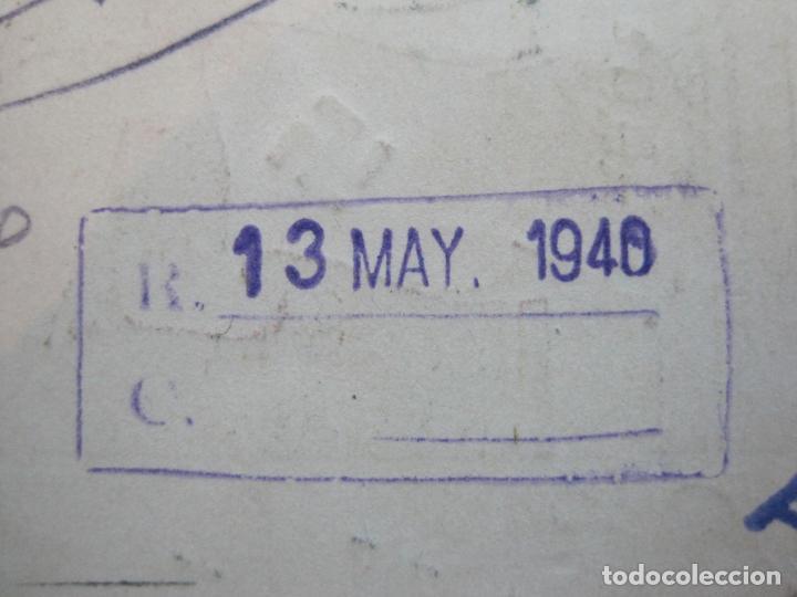 Postales: VIVA ESPAÑA-VIVA ITALIA-HEIL HITLER-CIRCULADA-GUERRA CIVIL-NAZI-POSTAL ANTIGUA-(71.262) - Foto 6 - 207126293