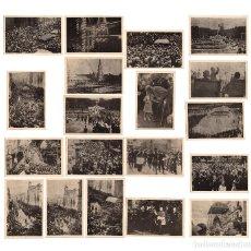Postales: QUEIPO DE LLANO. SEVILLA. COLECCIÓN ARRIBA ESPAÑA. 18 DE JULIO 1937, 19 DE LAS 20 POSTALES.FALTA Nº4. Lote 208081093