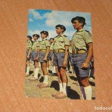 Postales: FRENTE DE JUVENTUDES O.J.E.. Lote 208157481