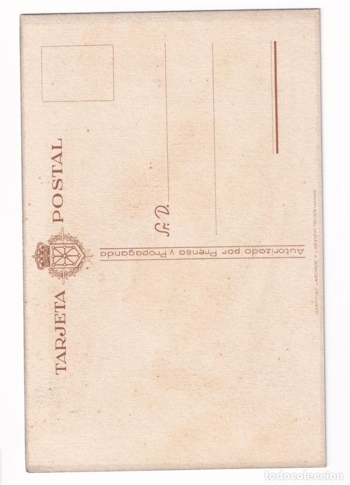 Postales: REQUETES. ANTE DIOS NUNCA SERÁS HÉROE ANÓNIMO CARLISMO - Foto 2 - 208822640