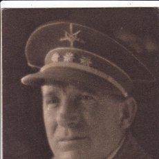 Postales: BURUAGA FOTO JALON ANGEL. SERIE DE MILITARES Y GENERALES FRANQUISTAS EN LA GUERRA CIVIL. Lote 210236702
