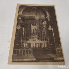 Postales: POSTAL BARCELONA - LA CAPILLA DE SAN JORGE DEL PALACIO DE LA EXCMA. DIPUTACIÓN PROVINCIAL. Lote 213610925