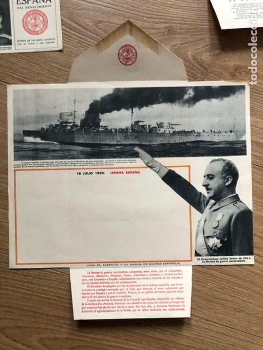 Postales: 3 Carta - sobre Ilustrados - Foto 4 - 219523141