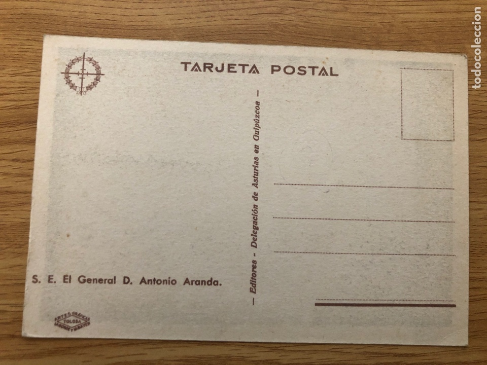 Postales: Postal General Aranda - Foto 2 - 219531646
