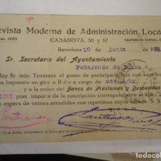 Postales: POSTALES DE GUERRA Y POSGUERRA. Lote 219844612