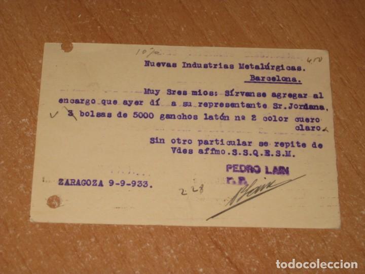 Postales: TARJETA POSTAL - Foto 2 - 221851735