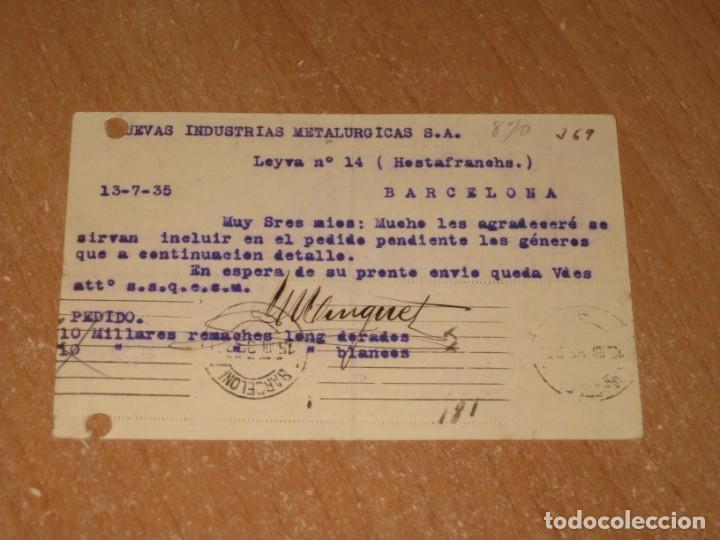 Postales: TARJETA POSTAL - Foto 2 - 221884221