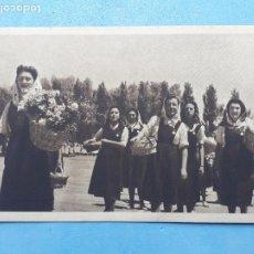 Postales: CONCENTRACIÓN EN HOMENAJE AL CAUDILLO Y AL EJERCITO. MEDINA DEL CAMPO.. Lote 222580497