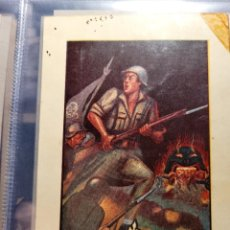 Postales: TARJETA POSTAL DEL TERCIO, BANDO NACIONAL. GUERRA CIVIL ESPAÑOLA. Lote 228021985