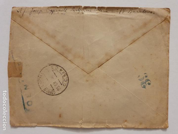 Postales: GUERRA CIVIL 1938 - COMISARIADO DE GUERRA 33 DIVISIÓN - POSTAL Y SOBRE - LCC - P46753 - Foto 3 - 243486220