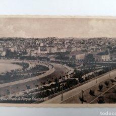 Postales: LISBOA A BARCELONA. GUERRA CIVIL. JULIO 1937. POSTAL CON CENSURA REPUBLICANA. Lote 244637910