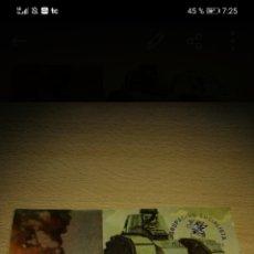 Postales: POSTAL SINDICATO METALÚRGICO MADRID. Lote 244901110