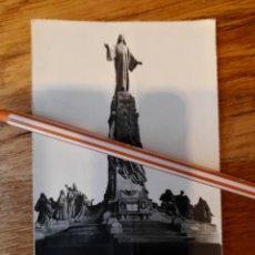 Postales: TARJETA POSTAL CERRO DE LOS ÁNGELES DESTRUIDO POR LOS ROJOS EN 7 DE AGOSTO DE 1936 GUERRA CIVIL. Lote 246314885
