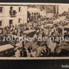 Postales: REPÚBLICA RETIRADA. EXILIO. CAOS A LA FRONTERA DEL PERTÚS. Nº 5 APA GUERRA CIVIL 1939 RETIRADA. Lote 252401960