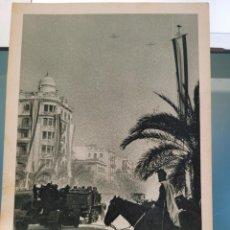 Postales: LEGION CONDOR. POSTAL DEL DESFILE EN BARCELONA. GUERRA CIVIL. Lote 252825920