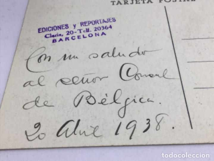 Postales: REPUBLICA - LA UNION DE LA NACIONES DEMOCRATICAS - NO CIRCULADA - ESCRITA - Foto 4 - 254250920