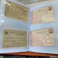 Postales: GRAN LOTE 56 POSTALES ANTIFASCISTAS Y CARTAS GUERRA CIVIL ESPAÑOLA. VER FOTOS Y DESCRIPCIÓN.. Lote 251828380