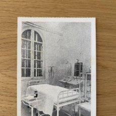 Postales: POSTAL GUERRA CIVIL MUY RARA: HOSPITALES DE SANGRE P.S.U.-U.G.T. (CAT. ALLEPUZ 309). Lote 262359210