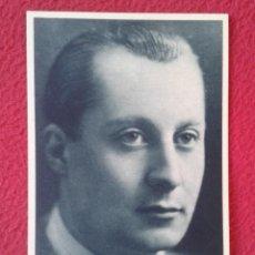 Postales: ANTIGUA OLD POST CARD JOSE ANTONIO PRIMO DE RIVERA HUECOGRABADO MUMBRÚ LA FALANGE ESPAÑOLA LAS JONS. Lote 262843290