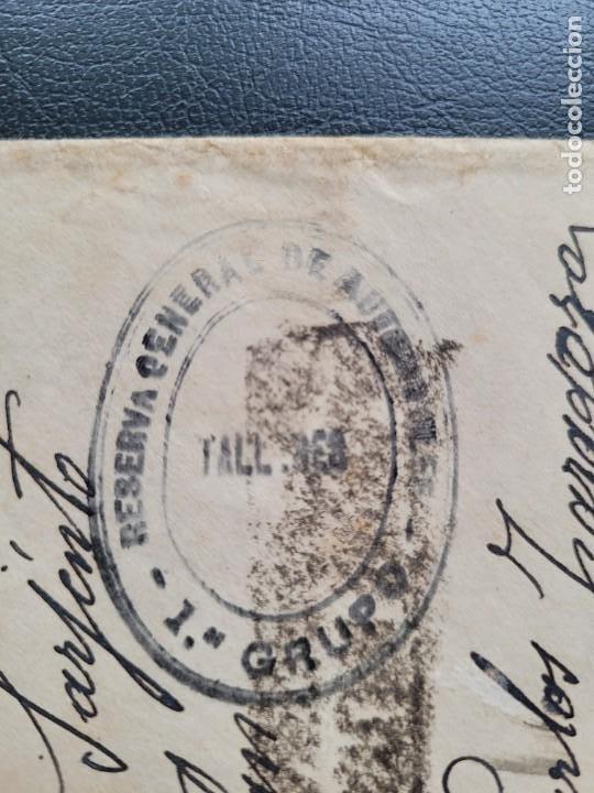 Postales: Carta requete catalan. Bando nacional . Guerra civil - Foto 2 - 267488834